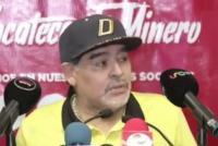 ¿En qué quedamos, Diego? Maradona desacreditó su polémica frase sobre Messi