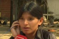 """""""Si sabían, que se pudran en la cárcel"""", dijo la hermana de Leonela Ayala, tía de Sheila"""