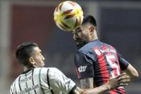 San Martín no pudo continuar con su racha positiva y cayó ante San Lorenzo