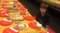 Un nene festejó su cumpleaños, no fue nadie y la historia se viralizó
