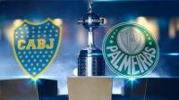 Boca vs Palmeiras por las semifinales de la Copa: horario, formaciones y TV
