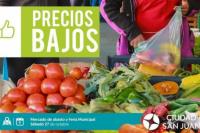 Se viene la 3° edición de Precios Bajos en la Feria Municipal de la ciudad