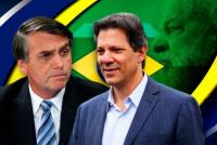 Elecciones presidenciales en Brasil: Bolsonaro espera tranquilo, Haddad aspira a dar la sorpresa