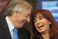 """""""Néstor Kirchner 1950-Siempre"""": el mensaje de Cristina Fernández recordando a su marido"""