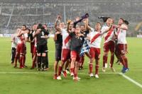 River dio el golpe en Brasil y se metió en la final de la Copa Libertadores
