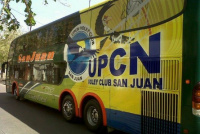 UPCN ya viajó como si hubiera dado seis vueltas al mundo