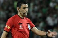 El chileno Tobar será el árbitro del primer Boca - River