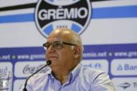 El presidente de Gremio mostró su disconformidad con CONMEBOL y apelará la sanción