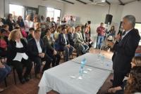 Estrenaron obras en el Centro de Salud de Colonia Rodas