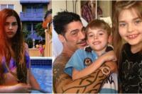 La hija de Ricardo Fort homenajeó a su padre con una foto desoladora