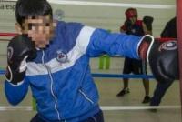 Joven boxeador asesinó a golpes a su hijita de 2 años