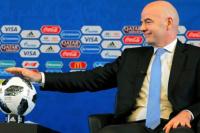 Nadie se lo quiere perder: Gianni Infantino estará en la final Boca - River