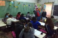 Continúan las clases gratuitas de apoyo en Matemáticas, Lengua e Inglés