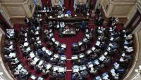 El Senado arrancó la sesión para debatir el Presupuesto 2019