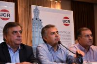 La UCR reclama convocar a la mesa política de Cambiemos para superar la crisis con el PRO