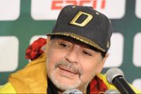 Maradona culpó a Macri de los incidentes en el Monumental