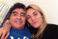 El encuentro de Rocío Oliva con un famoso hincha de River que podría enfurecer a Maradona