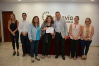 Se entregaron los certificados de Turismo en Rivadavia