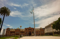 Una Buenos Aires distinta: así estuvieron las calles porteñas en días de G20