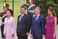 Tras la reunión, Macri destacó el rol de China: