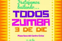 Festejan bailando en Día Internacional de las Personas con Discapacidad