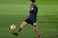 Pésimas noticias para River: Nacho Scocco no va ni al banco