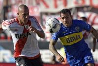 Tevez y Maidana resaltaron la concentración que debe tener cada equipo