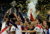 ¡Salud, campeón! Mirá las mejores fotos de River con la Libertadores