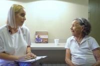 Elisa Forti, la abuela runner argentina de 83 años de edad