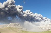 Alerta por la actividad del volcán Peteroa en Malargüe