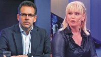 Denuncian al presidente del Banco Central por acosar sexualmente a la periodista Romina Manguel