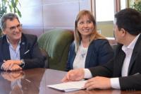 Salud presentó el convenio marco para asistir a víctimas de delitos de lesa humanidad