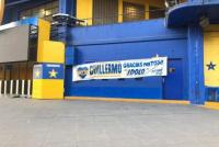 Sin rencores: hinchas de Boca le dedicaron un cariñoso mensaje a Guillermo