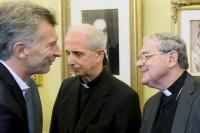 Macri recibirá a la cúpula de la Iglesia, quien lo criticó por la situación del país