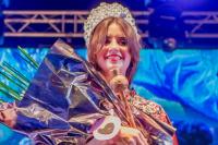 Samira Fermandez es la nueva soberana de Fiesta Nacional de Santa Lucia