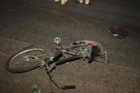 Anciano murió atropellado cuando iba en su bicicleta