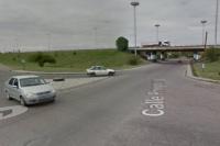 Un motociclista perdió la vida tras un violento accidente en Rawson