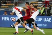 River goleó a su rival japonés y se quedó con el tercer puesto