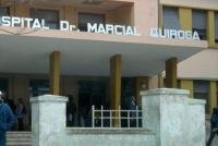 Hospital Marcial Quiroga no atenderá a pacientes con síntomas de coronavirus