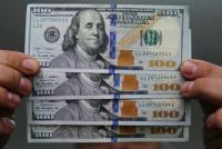 El dólar rebotó y rozó los $ 46