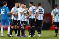 Argentina confirmó un amistoso ante Venezuela en Madrid
