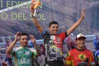 Giro del Sol: Nicolás Naranjo ganó la tercer etapa y sigue como líder