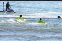 Tarde fatal: un turista argentino murió ahogado en La Serena