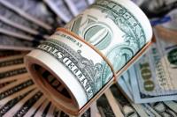 El dólar cayó 10 centavos a $57,21