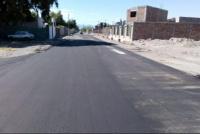 Continúan las labores de pavimentación y repavimentación en diversas zonas de Capital