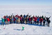 Encontraron vida en un lago inexplorado de la Antártida