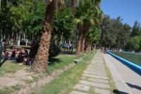 Guardavidas y un enfermero salvaron la vida de una beba en El Pinar