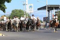 Rawson celebró una nueva edición de la Cabalgata en Honor al Gaucho José Dolores