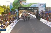 Fernando Gaviria se quedó con la etapa de la Difunta Correa