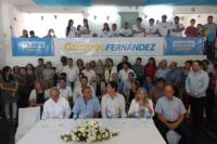 """Dignidad Ciudadana presentó a todos sus candidatos y su plan de trabajo denominado """"Ideas para San Juan"""""""